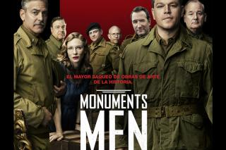 "SER Madrid Norte y Yelmo Cines Plaza Norte 2 te invitan al estreno en exclusiva de ""Monuments Men"""
