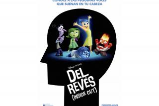 "SER Madrid Norte, DIAL Madrid Norte y Yelmo Cines Plaza Norte 2 te invitan al preestreno de la película ""Del Revés (Inside Out)"""
