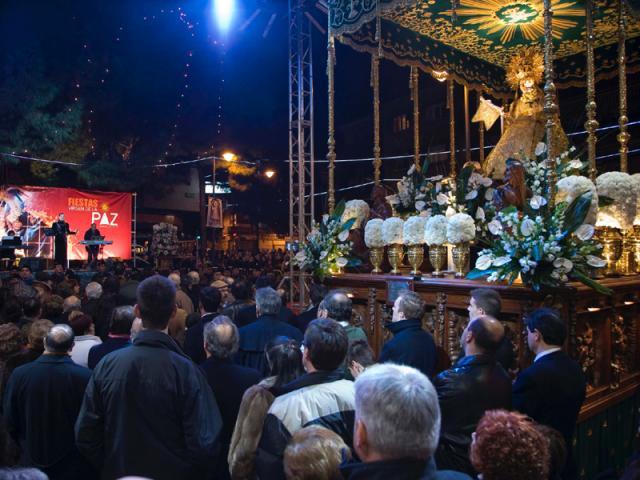 Fiestas virgen de la paz ser madrid norte - Fiestas en alcobendas ...