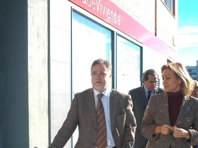 La oficina de vivienda de sanse un ser madrid norte for Oficina de vivienda comunidad de madrid