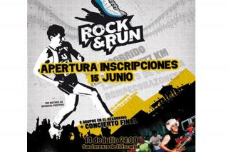 Atletismo y rock and roll se fusionan en una carrera en San Lorenzo de El Escorial.