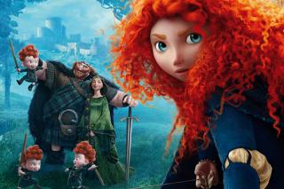 SER Madrid Norte y Cinebox Plaza Norte 2 te invitan a un pase especial de Brave (Indomable)