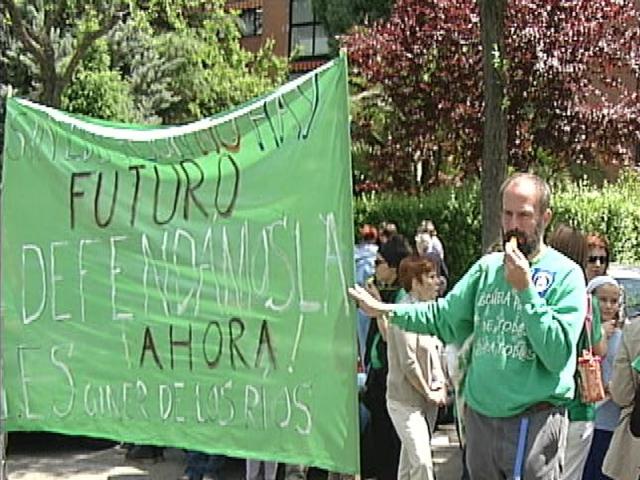 Las asociaciones de padres convocan una ser madrid norte for Trabajo en alcobendas y san sebastian de los reyes