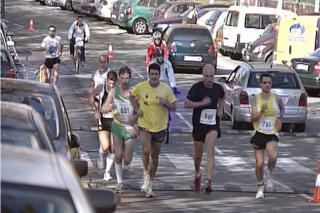 Atlestas paralímpicos, olímpicos y aficionados participan el domingo en la sexta edición de la carrera Liberty.