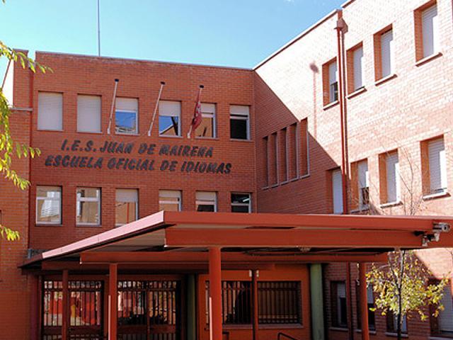 La escuela oficial de idiomas de san ser madrid norte for Escuela danza san sebastian de los reyes