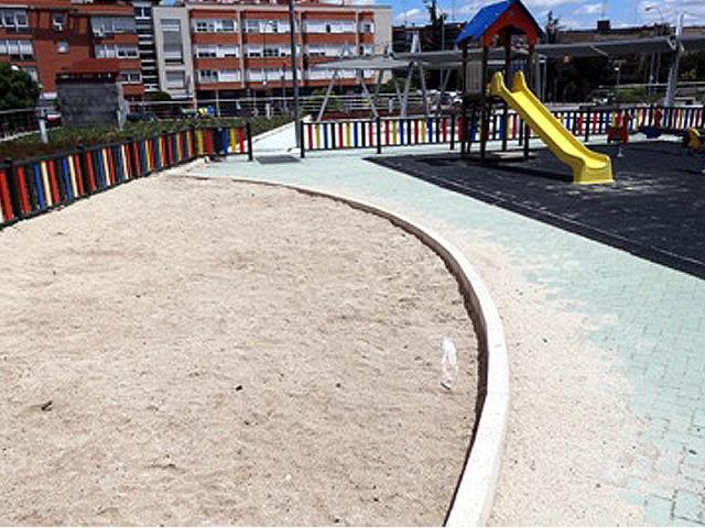 Areneros Infantiles Lars Laj Parques Infantiles Areneros