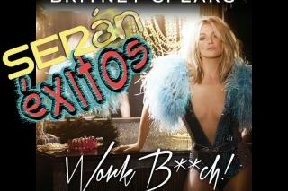 "Britney Spears regresa animando a trabajar duro con ""Work bitch""."