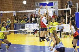 El Feel Volley Alcobendas, imparable
