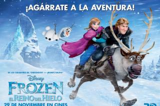 "SER Madrid Norte, Cines Yelmo Plaza Norte 2 y Disney te invitan al preestreno de ""Frozen"""