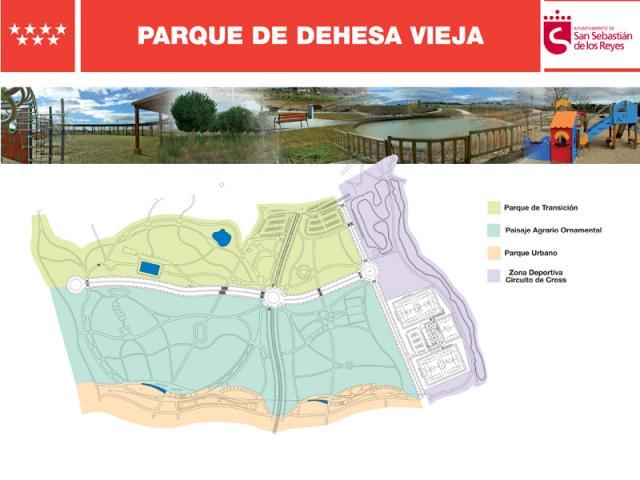 El parque de dehesa vieja se convierte ser madrid norte - Pisos en dehesa vieja san sebastian de los reyes ...