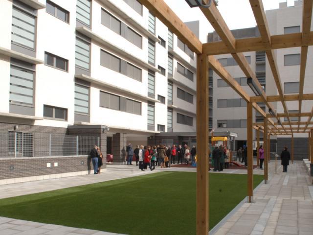 La cooperativa impulsada por ccoo madrid ser madrid for Cooperativa pisos madrid