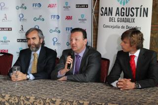 San Agustín del Guadalix acoge hasta el domingo la World Football Cup