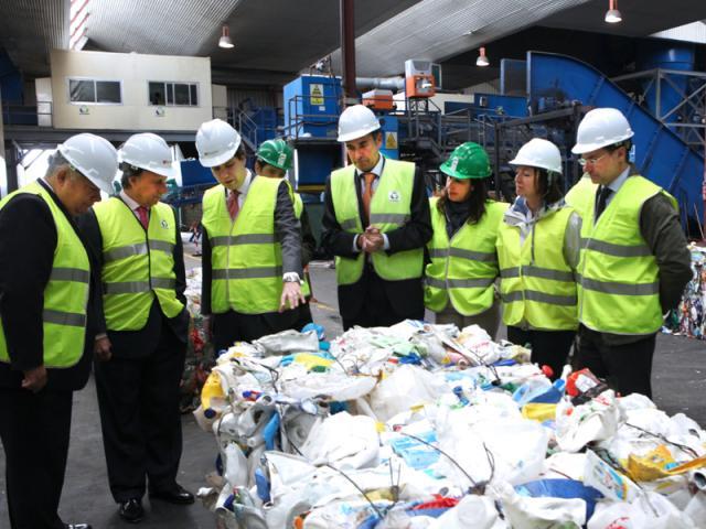 Sarasola hace balance del reciclaje de ser madrid norte - Empresas colmenar viejo ...