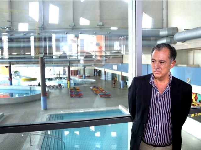 La ciudad deportiva de valdelasfuentes ser madrid norte for Piscina de alcobendas