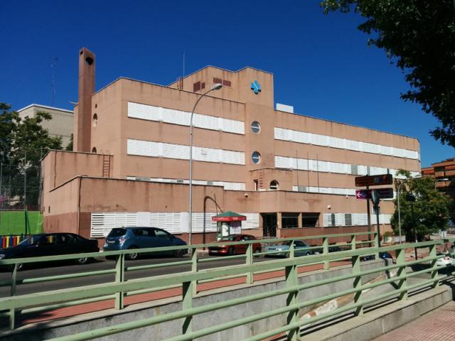 El centro de salud blas de otero de ser madrid norte for Oficinas de la comunidad de madrid