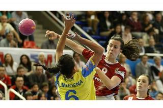 La internacional Silvia Arderius, capitana del Alcobendas y emblema del balonmano madrile�o, se marcha al Aula Cultural
