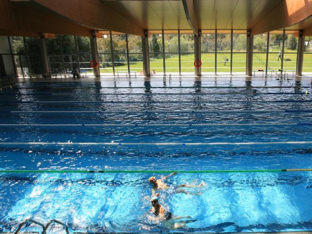Las piscinas cubiertas de los centros ser madrid norte for Piscina islas tres cantos