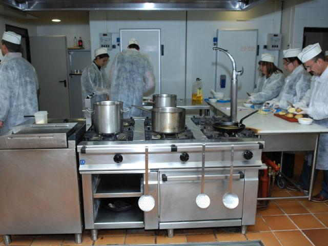Pr cticas profesionales para los alumnos ser madrid norte - Los mejores cursos de cocina en madrid ...