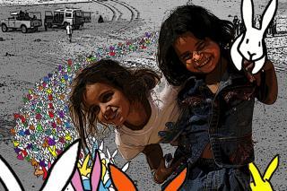 """La expedición """"Sahara Mágica 2009"""" llega a los campamentos de refugiados"""
